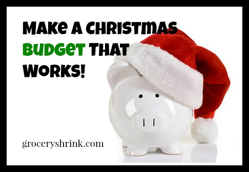 Christmas Budget That Works